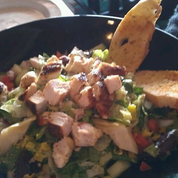 Landry's Chopped Salad - Landry's Seafood House - The Woodlands, The Woodlands, TX
