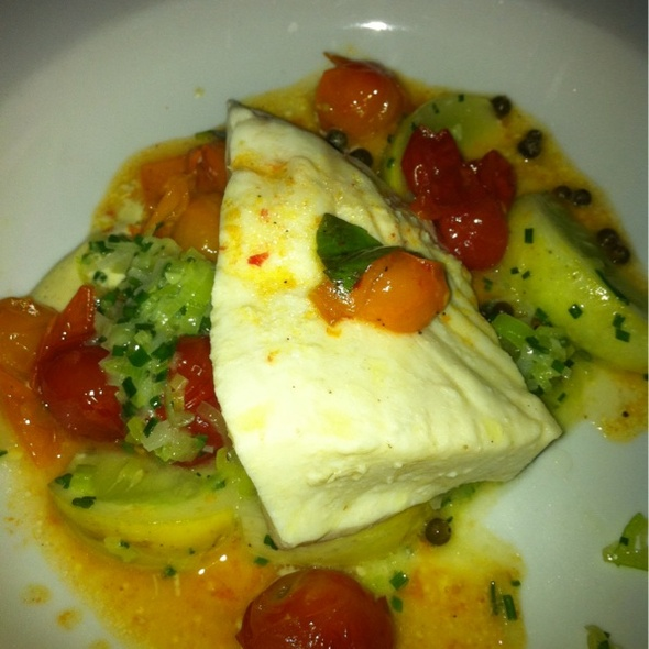 Pacific Halibut @ Range Restaurant