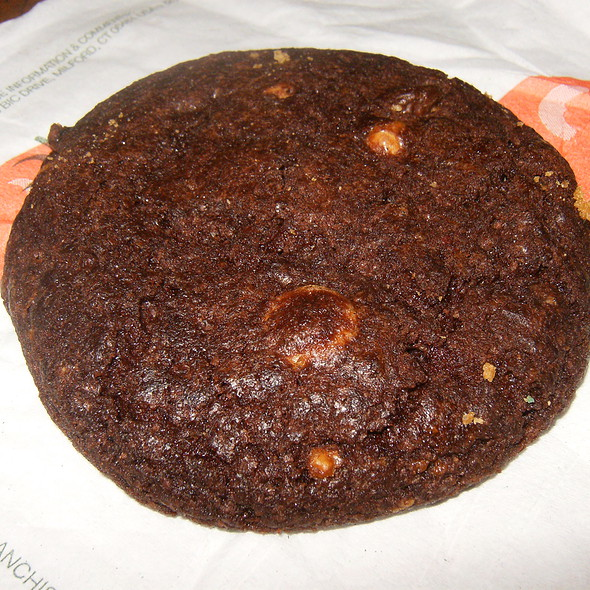 Chocolate Cookies @ Subway Tapachula. Chis.