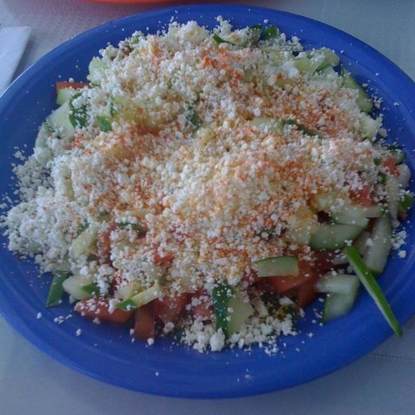 Feta Salad @ Greek Marina