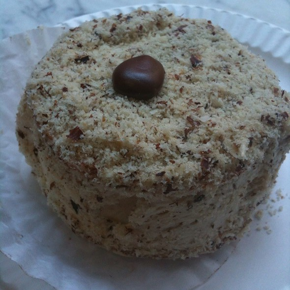 Hazelnut Cake @ Patisserie Claude
