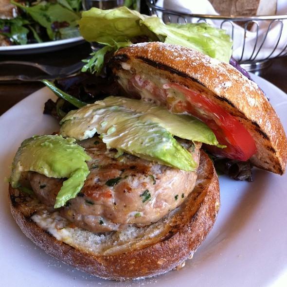 Albacore Tuna Burger - Jane, New York, NY