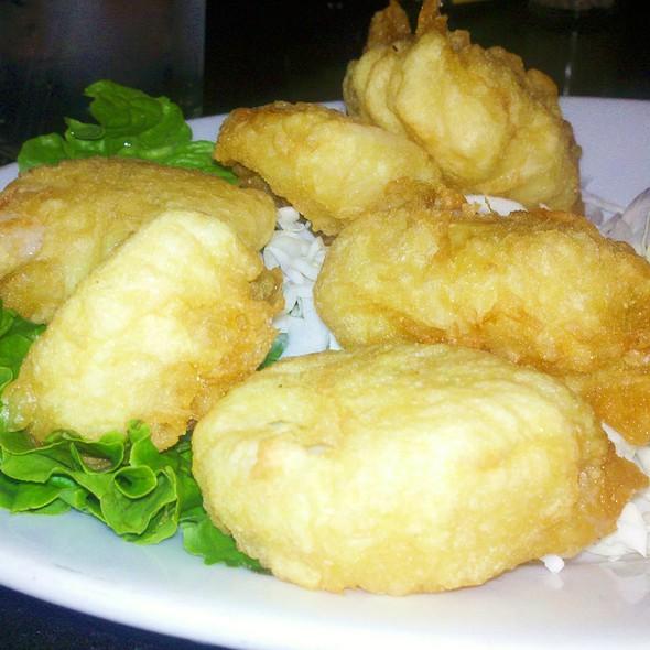 Tempura scallops @ Tokyohana Grill & Sushi Bar