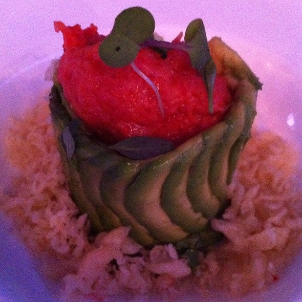 Spicy Tuna And Avacado Crunch Appetizer - Nisen Sushi - Commack, Commack, NY