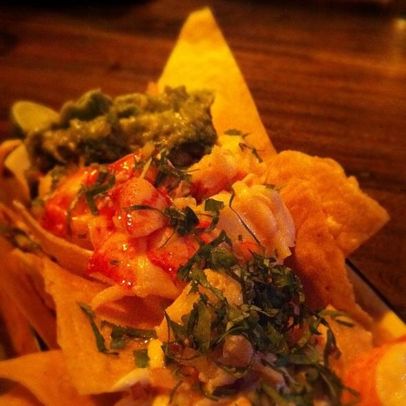 Lobster Nachos @ Drake Hotel