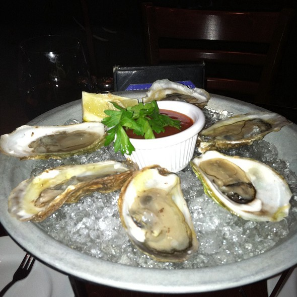 Oysters @ St. Andrews