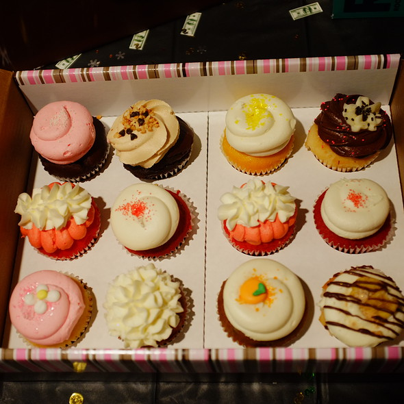 Cupcakes @ The Cupcakery Uptown