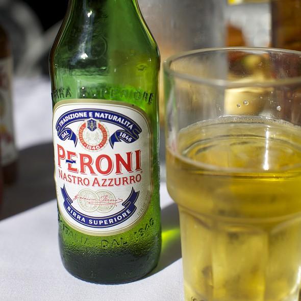 Peroni Beer @ Mediterranean Market & Grill