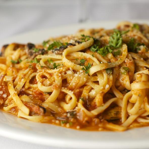 Calamari Siciliani @ Mediterranean Market & Grill