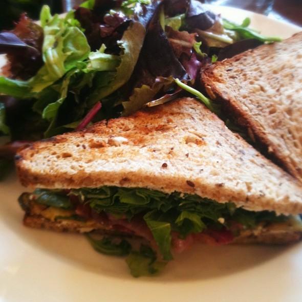 Grilled Veggie Sandwich @ Jane