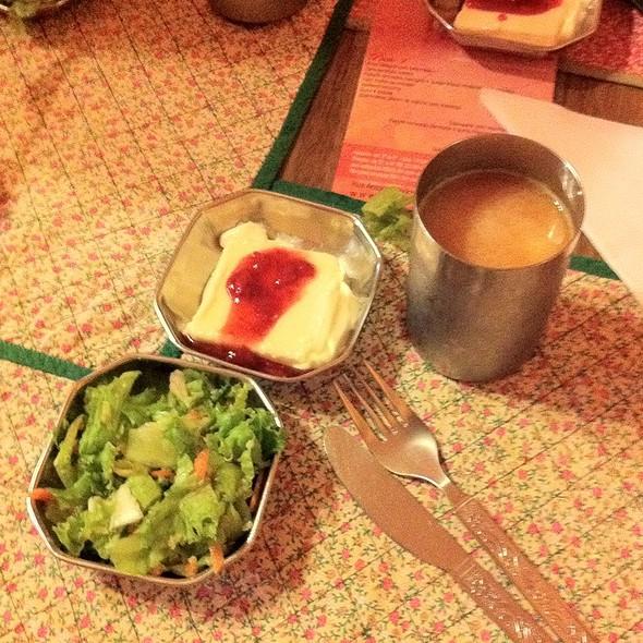 Salada Com Quinua @ Gopala Madhava