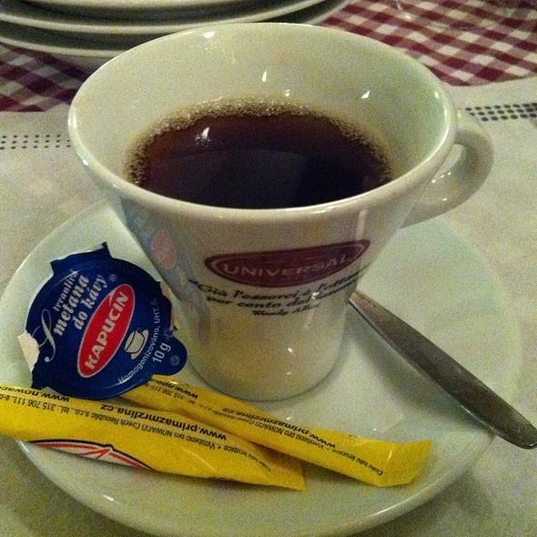 Black Tea @ Pivovar Eggenberg