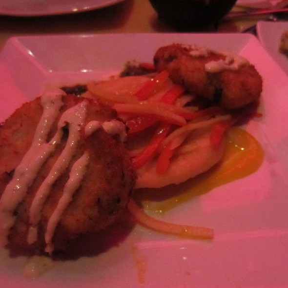 Crab Cakes - Yolo's Mexican Grill, Las Vegas, NV