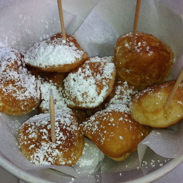 poffertjes - Petite Abeille - 20th Street, New York, NY