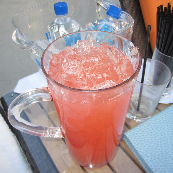 Passion Fruit Mojito @ Liquid Pool Lounge