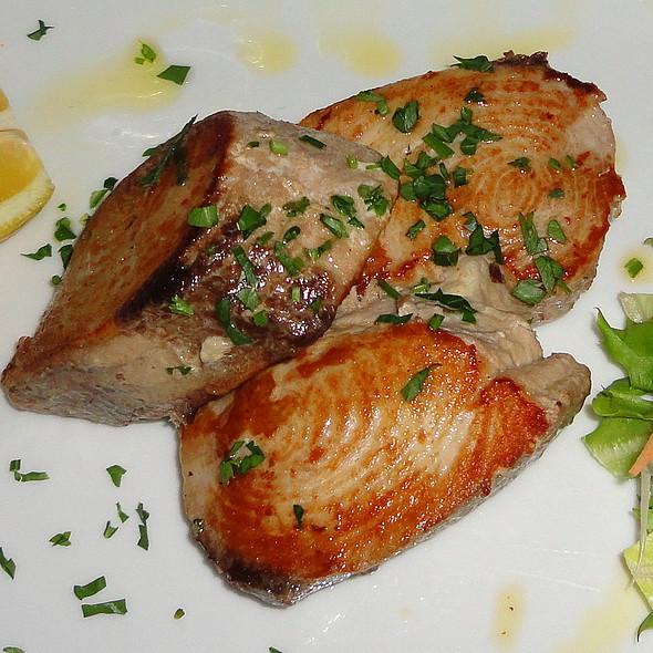 Pez Sierra @ Restaurante Tambo