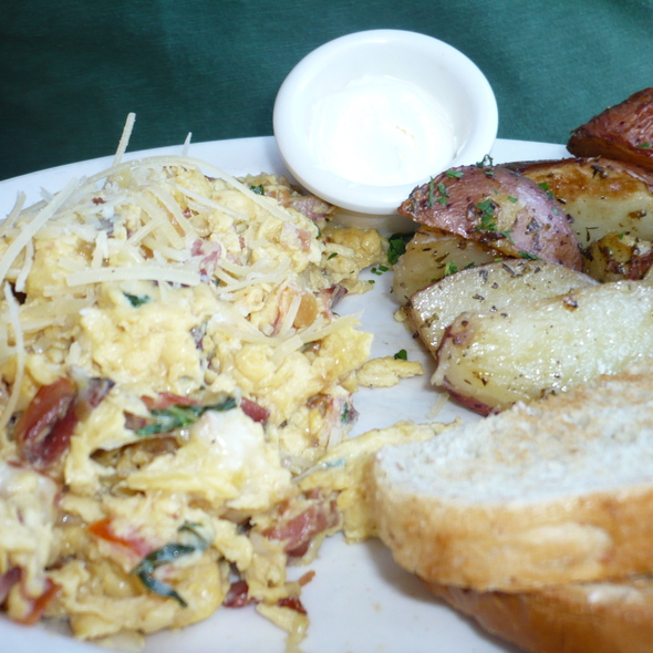 Mike's Special Scramble @ Mother's Bistro and Bar