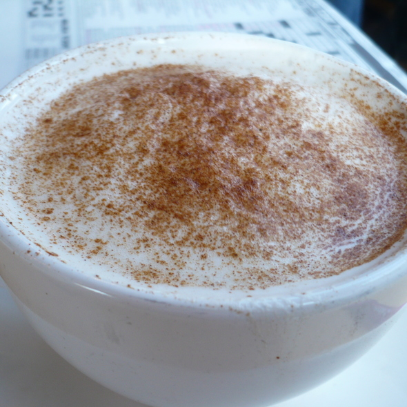 Oregon Chai Latte @ Mother's Bistro and Bar