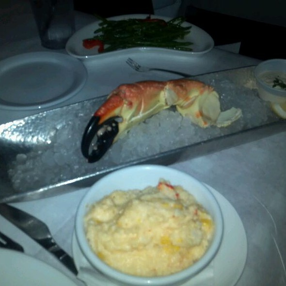 Stone Crab Claws @ Big Fin Seafood Kitchen