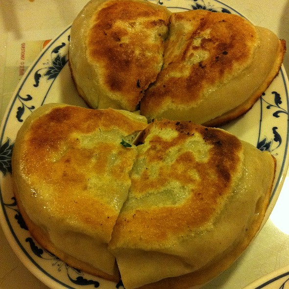 Chinese Chives Pancakes (House Special)