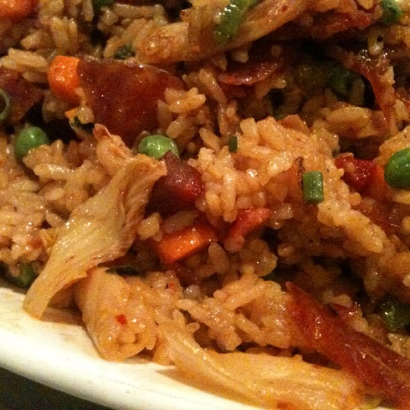 "Fried Rice ""The Works"" @ Side Street Inn"