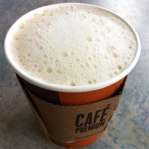Cappuccino @ Mcdonalds
