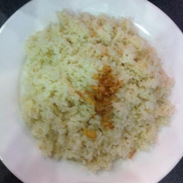 Nasi Uduk @ Tradisional Indonesian Cuisine