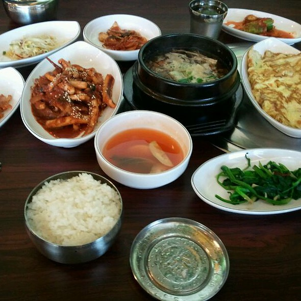 Daily Lunch Set @ 봉태민