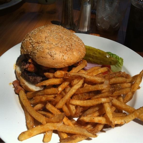 Creole Burger