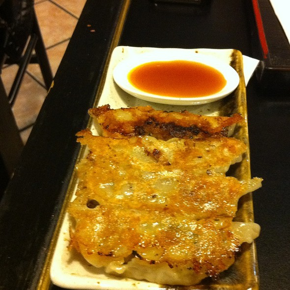 Fried Gyoza @ Kenzo Ramen