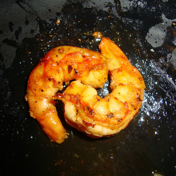 Grilled Shrimp @ Taisho Japanese Restaurant