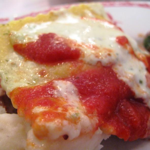 Four Cheese Ravioli - Maggiano's - Philadelphia, Philadelphia, PA