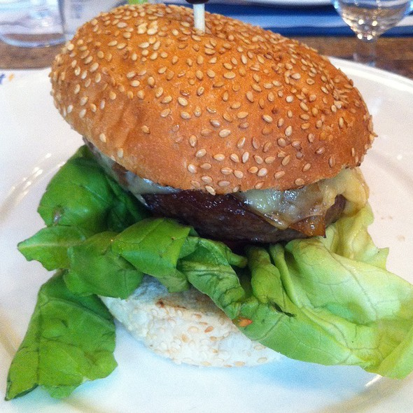Cheese Burger @ brasserie witteveen
