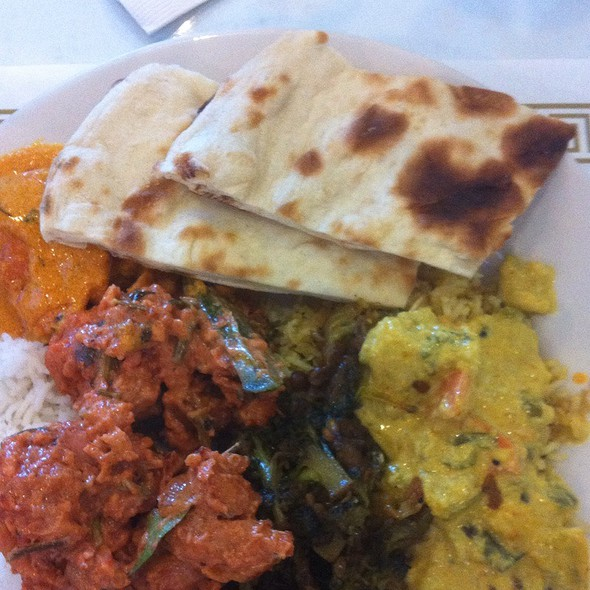 Chicken 65 Dry @ Priyaa Indian Cuisine