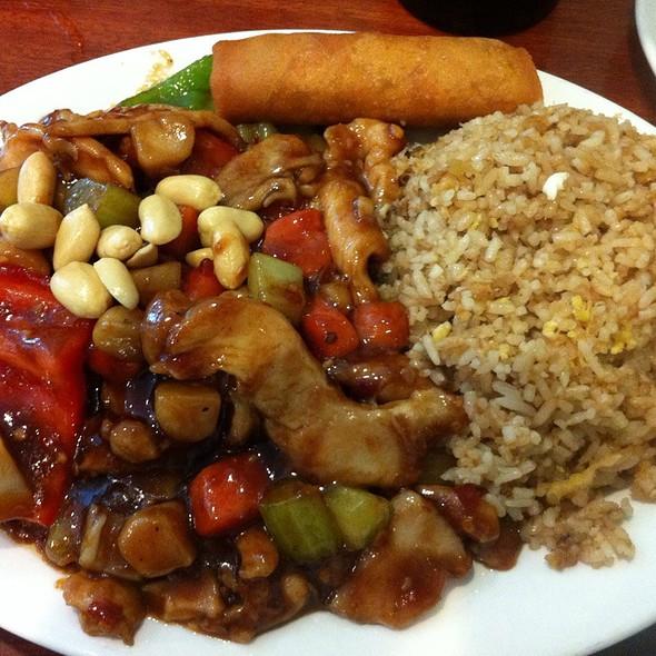 Kung Pao Chicken @ Chopsticks