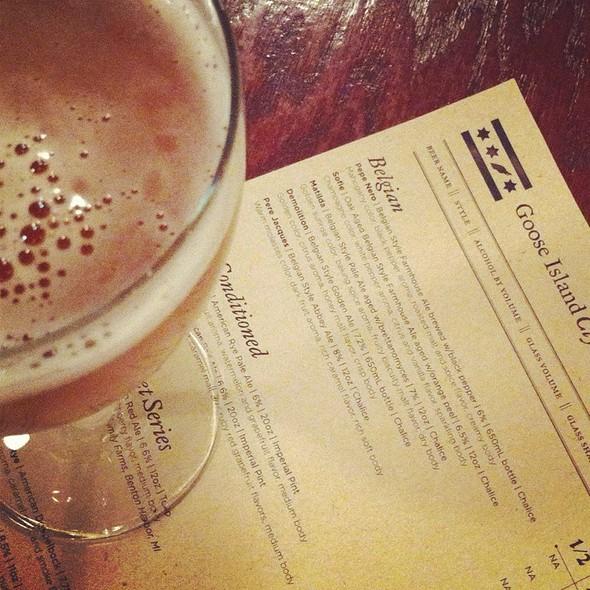 Matilda @ Goose Island Brew Pub