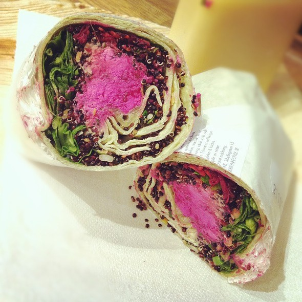 Veggie Yummy Roll @ Blueberry Lifestyle Nk