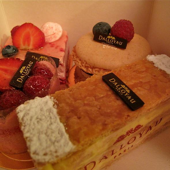 Les Petits Gâteaux @ Dalloyau