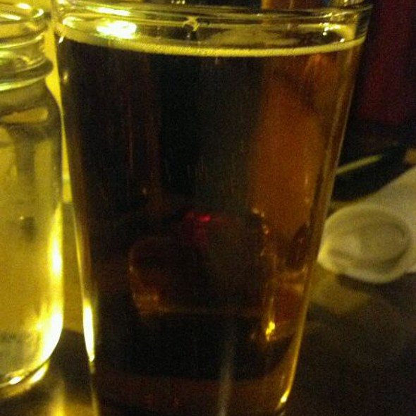 Blue Moon Harvest Pumpkin Ale @ Cooperage