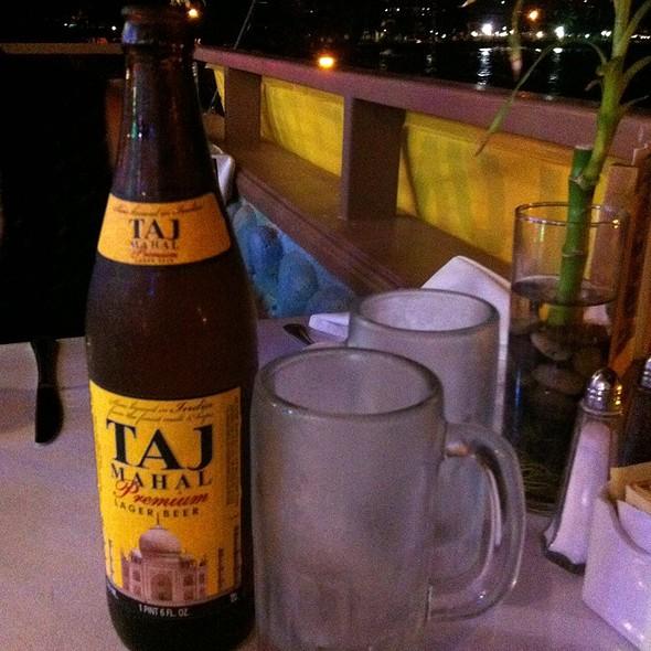 Taj Majal Premium Lager @ Shivalik Indian Cuisine