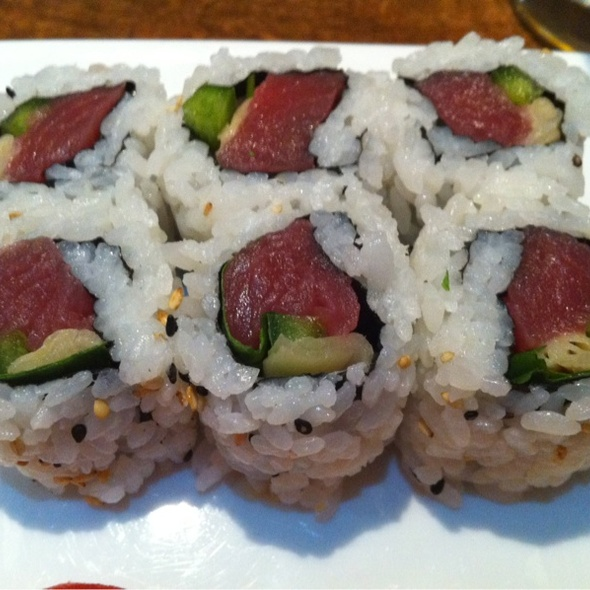 Tuna-Jalapeño Roll - Sushiko - Chevy Chase, Chevy Chase, MD