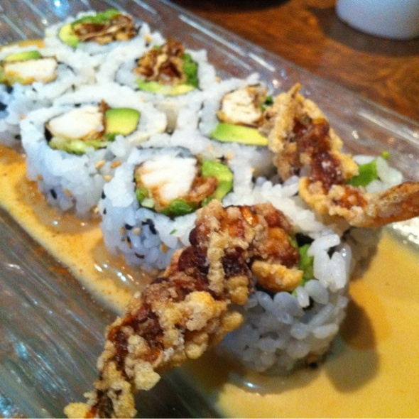 Soft-shell Crab Roll - Sushiko - Chevy Chase, Chevy Chase, MD