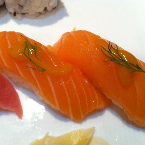 Sake (Salmon) Nigiri - Sushiko - Chevy Chase, Chevy Chase, MD