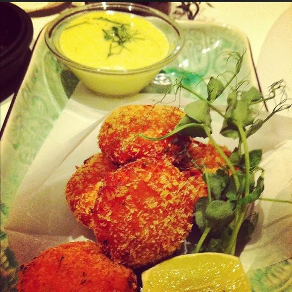 Crab Cakes @ Supper