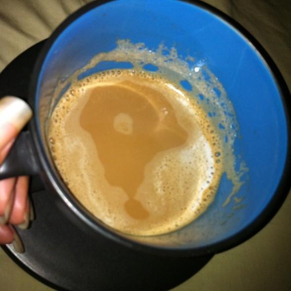 Espresso @ Luv Family Hq