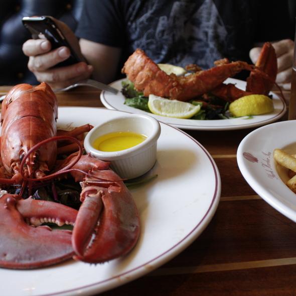 Lobster - 1637 at York Harbor Inn, York Harbor, ME