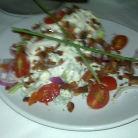 Blue Cheese Wedge Salad - Fleming's Steakhouse - Boston, Boston, MA