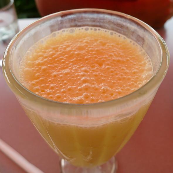 Mango Milkshake @ Pancake House