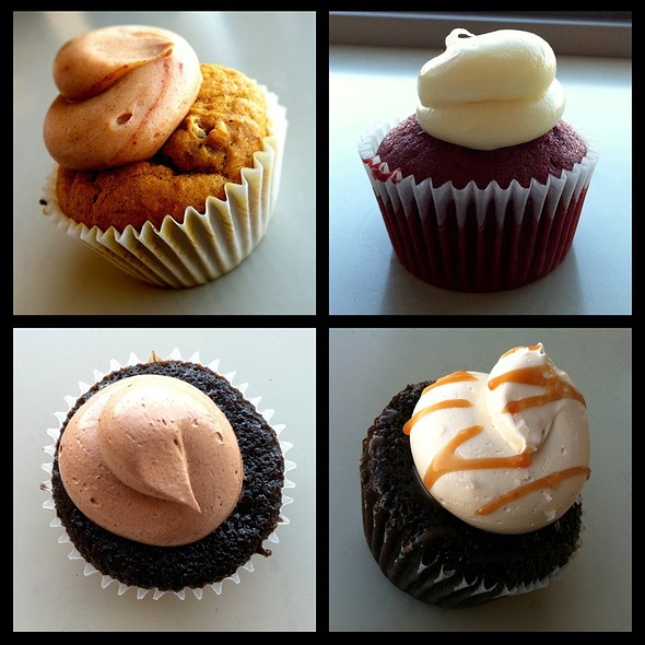 Cupcakes @ Cupkates Truck