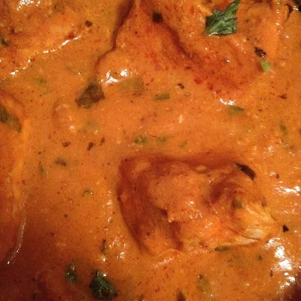 chicken tikka masala - Sapphire, New York, NY